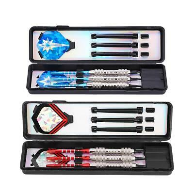 3pcs 2 Colors 153mm Electronic Darts Soft Tips Target Dart Set With Storage Case
