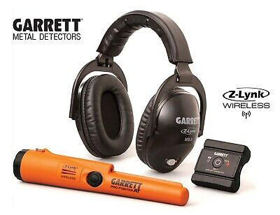 MS-3 Wireless Headphone Kit with ProPointer AT Z-Lynk