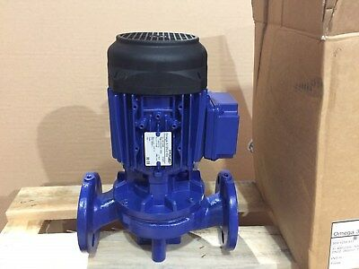 Smedegaard Omega 3-125-2 3 phase cast iron circulator