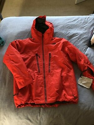 2 In 1 North Face Ski / snowboard Jacket Red Size XL