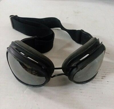Genuine Harley Davidson Adjustable Motorcycle Riding Goggles Multiable Lenses