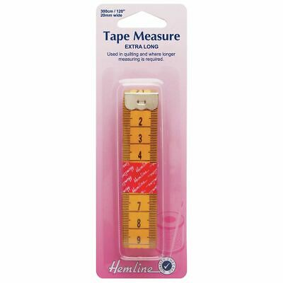 Quilters Tape Measure - Extra Long