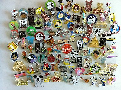 Disney Pins lot of 250 Fast Priority Shipping by US Seller