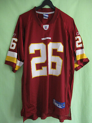 Maillot Redskins Washington Football Americain Clinton Portis Reebok Jersey - M