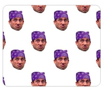 Brand New Prison Mike Michael Scott The Office Mouse Pad