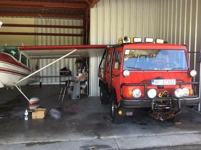Pinzgauer  1983 - 710 K Pickup - Looking For A New Home In The Snow!!
