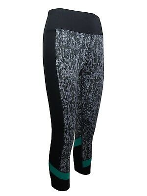 Ex M&S Active Sports Gym Cropped Capri Leggings Pants Activewear Gym Run