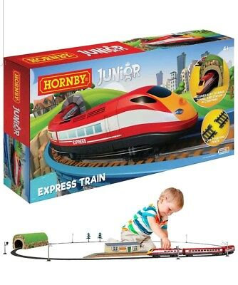 Hornby My First Express R1215 Junior Battery Operated Train Set KIDS XMAS GIFT