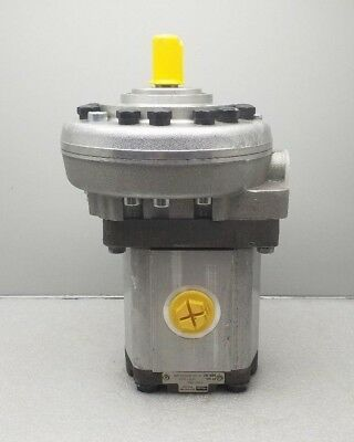New Hawe Rz5,8/3 Radial Piston Pump - Hydraulic Dual Stage Pump