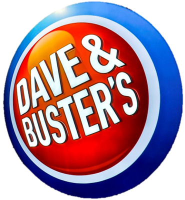 Dave & Buster's Holiday Special- Power Cards, Free Chips and Ticket Bundle