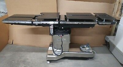 Steris Amsco 3085 SP O.R Surgical Table with 3 Table Boards and Hand Control