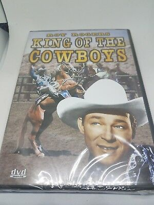 Roy Rogers King of the Cowboys DVD Smiley Burnette Peggy Moran Gerald Mohr