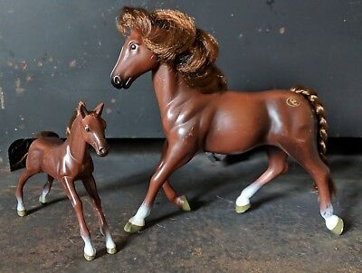 Grand Champions Horse Country Mare & Foal Horses Collection Set