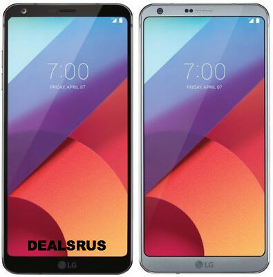 """LG G6 32GB H872 T-Mobile MetroPCS """"Factory Unlocked"""" 4G LTE Android Smartphone"""