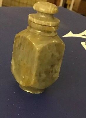 Small Chinese Cent Bottle