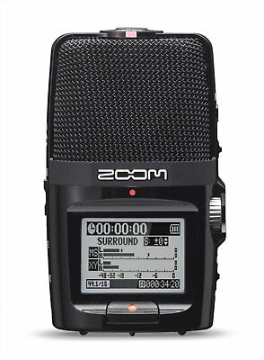ZOOM H2n Handy Recorder Great Deal NEW Worldwide