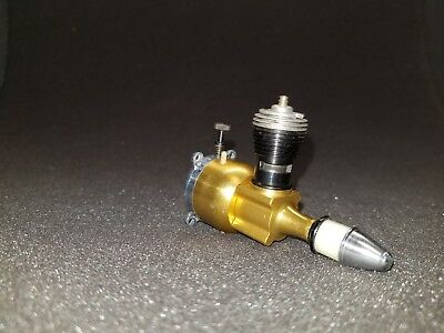 Cox Golden Bee .049  Model Airplane Engine