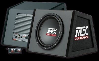 SUBWOOFER MTX AUDIO ATTIVO AMPLIFICATORE INTEGRATO 150watt RMS