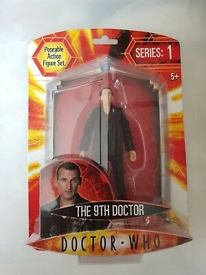 Doctor Who Action Figure - The 9th Doctor