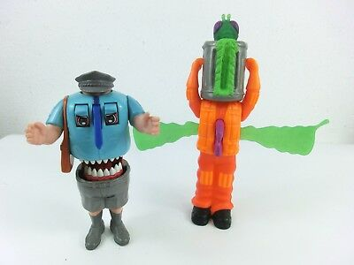 The Real Ghostbusters Haunted Humans Trash Post Ghost Vintage Kenner Actionfigur