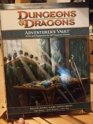 Dungeons & Dragons adventurer's Vault