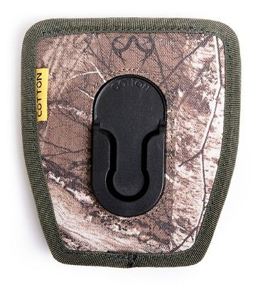 Cotton Carrier CCS G3 Wanderer Side Holster For 1 Camera (Realtree Camo)
