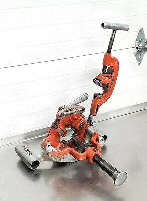 Ridgid 300 311 Carriage 811 Die Head 360 Cutter 341 Reamer Use W/ Pipe Threader