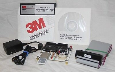 FreHD Hard Drive Emulator for use w/ Tandy Radio Shack TRS-80 Model III 4 4P 4D
