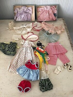 Vintage Madame Alexander-Kins Doll Clothes & Accessories Clothing Lot