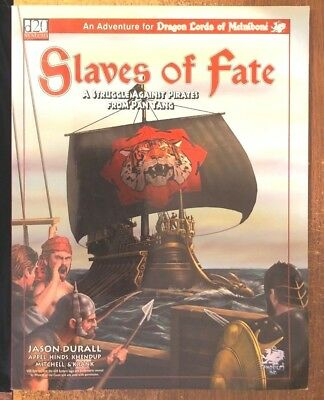 Slaves of Fate A Struggle Against Pirates of Pan Tang