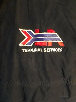Amtrak jacket xl Los Angeles mechanical department limited employee award