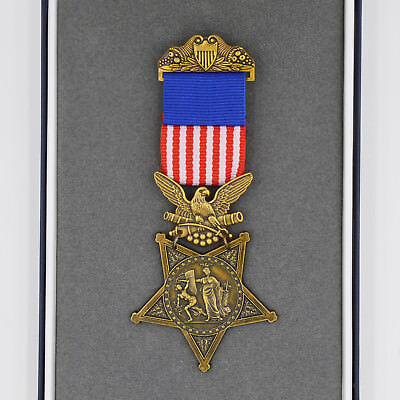 US Congressional Civil War 1862-1895 Army Badge Order of Medal Honor of Type1 R!