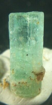 Green Emerald Crystal: Emerald Mine, Torrington, New South Wales, Australia 3ct
