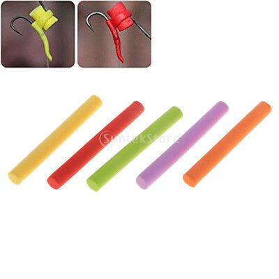 5x Foam Sticks Zig Aligner Floating Foam Pop-ups Baits Lure for Fishing Rigs