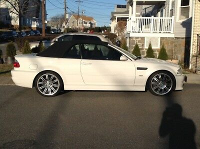 """2006 BMW M3 Performance & Cold weather package 2006 BMW M3 Convertible E46 Harmam/Kardon Nav Xenons 19"""" Leather"""