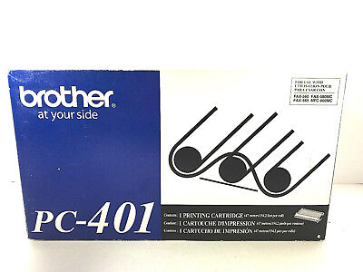 Brother PC-401 Printing Cartridge