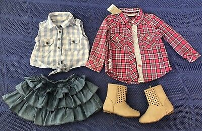 Baby Girls Cowgirl Country Clothes