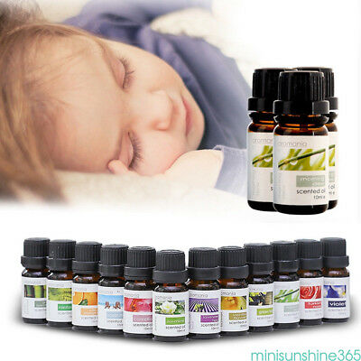 Natural 10ml Essential Oils Aromatherapy Essential Oil Fragrance Aroma Therapy