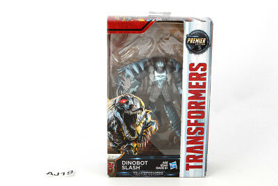 Dinobot Slash Premier Edition MISB MOSC Deluxe Last Knight TLK Transformers