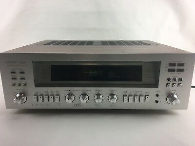 CONCEPT 12.0D STEREO RECEIVER 125 WPC RARE VINTAGE (AS IS) r2