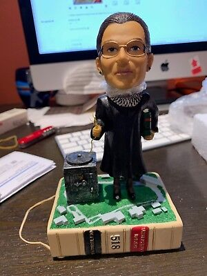 Supreme Court Justice Ruth Bader Ginsburg Bobblehead (from The Green Bag)