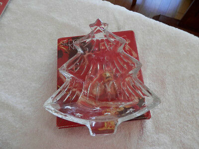 Studio Nova Xmas Sweet Dish, Christmas tree shaped. Boxed