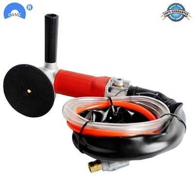 Air Grinder Wet Stone Polisher - 5500 Rpm with Rear Exhaust High Power