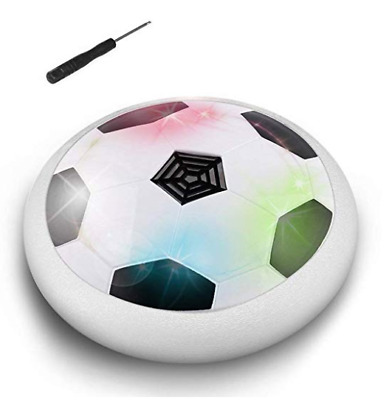 Toys For Kids Hover Disk Air LED Ball 2 3 4 5 6 7 8 9 Years Old Boys Xmas Gift