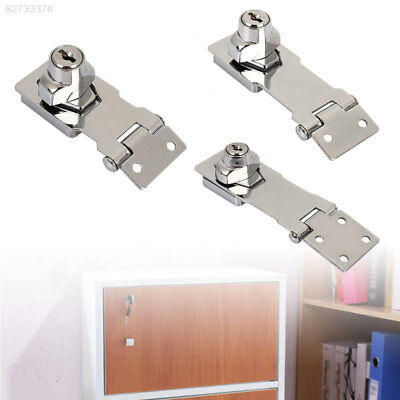 10B2 Aluminum Alloy Buckles Drawer Lock Locks Garage Door Lock Household