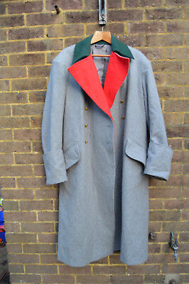 WW2 Wehrmacht German Generals Greatcoat.X Large.Reproduction.