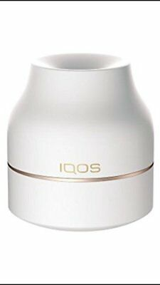 Iqos POSACENERE BIANCO Heats Original Ashtray New