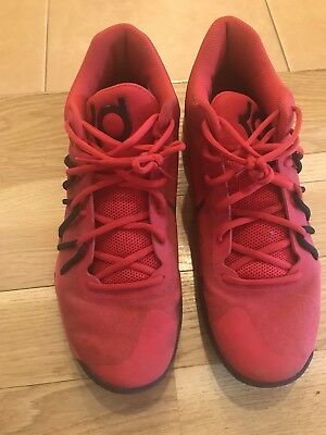 104bcc04b2a8 NIKE KD TREY 5 V Men s Shoes Size 10 Red Basketball Athletic 897638 ...