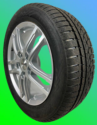 4 alloy winter wheels VOLVO S60 Cross Country 225/55 R17 101V NOKIAN