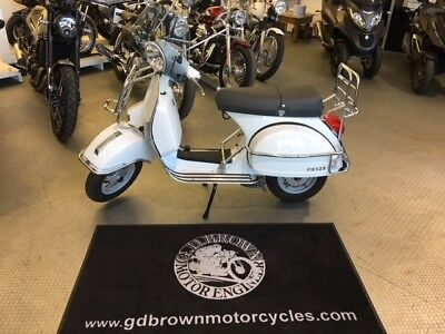 Piaggio Vespa PX 125 ONLY 525 miles (INVESTMENT)